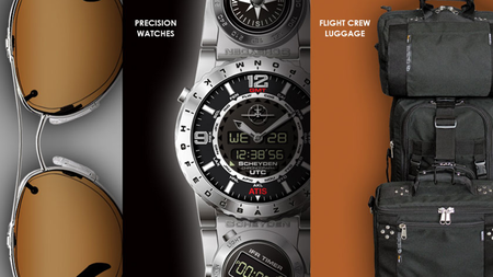 Scheyden: Precision Eyewear, Watches & Luggage