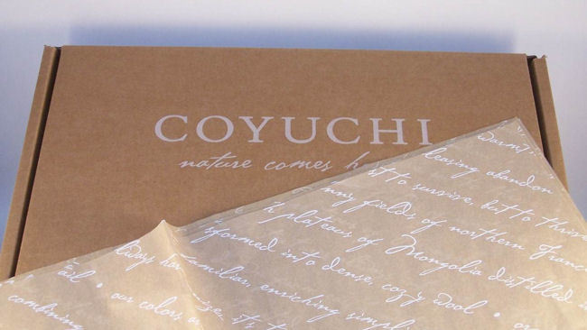 Coyuchi: Eco-Friendly Finds for Everyone on Your Holiday List