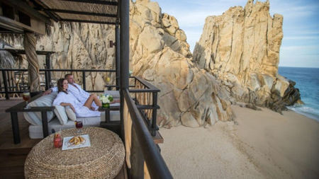 Los Cabos Resort Welcomes Guests to New Sea Spa at Land's End