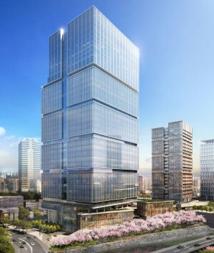 Starwood Hotels & Resorts to Debut First Luxury Hotel in Tokyo