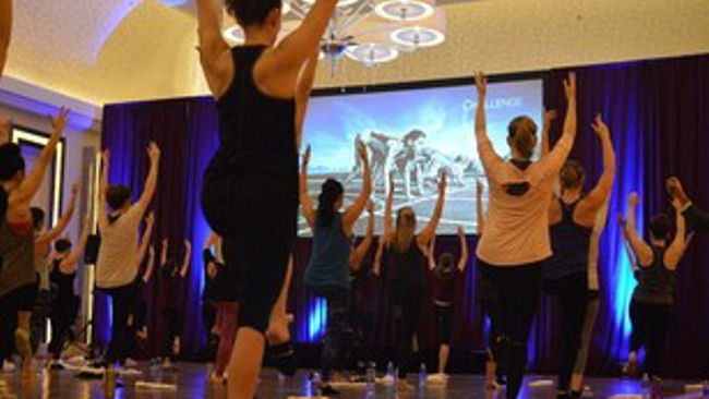 JW Marriott Chicago Launches New Fit Meetings Program