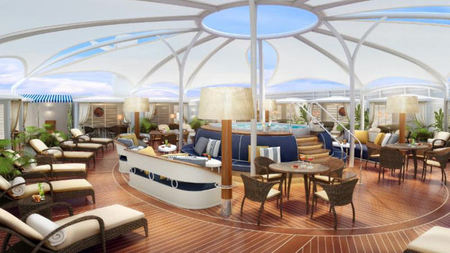 Seabourn Unveils The Retreat the Ultimate Spa Sanctuary Onboard Encore