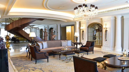 The St Regis Dubai's Largest Suite is Bigger than the Hotel's Ballroom