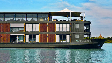 Luxurious Mekong Grand Journey Launched by Butterfield & Robinson