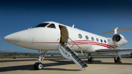 Silver Air Extends Fleet of Light- to Large-Cabin Jets Under Management