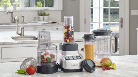 Must-haves for Summer Entertaining: Cuisinart's Line of Blenders & Mixers