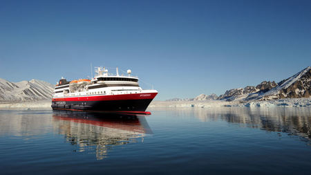 Hurtigruten to Christen Newest Ships Under the Midnight Sun