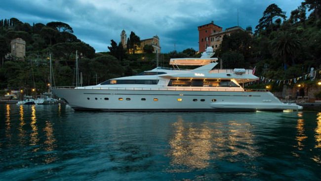 The Wellesley Launches 183' Superyacht for Charter