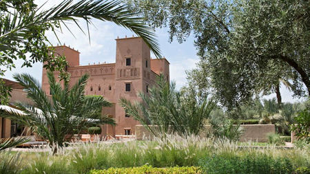 Morocco's Dar Ahlam Joins Small Luxury Hotels of the World