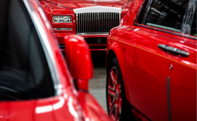 30 Rolls-Royce Phantoms Delivered to THE 13 hotel in Macau