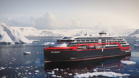 Hurtigruten Names Their Ground-breaking Hybrid Expedition Ships