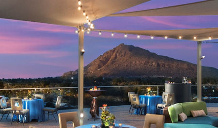 New Rooftop Beer Garden Series at Hotel Valley Ho in Scottsdale