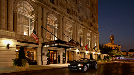 Holidays at The Hermitage Hotel, Nashville