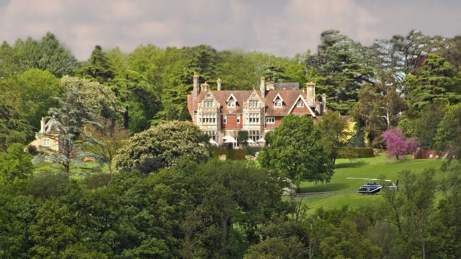 10 Unique Luxury Hotels in England