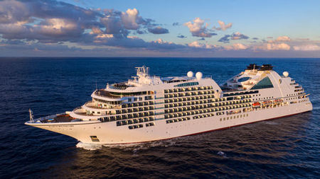 Seabourn Reveals First Images of New Ultra Luxury Ship, Seabourn Encore