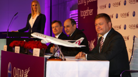 Qatar Airways to Unveil new Business Class Seat