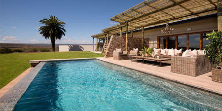 Kwandwe Introduces Exclusive Safari Villa