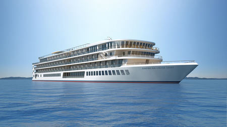 American Cruise Lines Announces New Fleet of Modern Riverboats