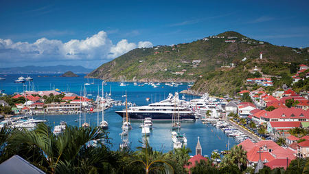 Barrière Groupe Announces First Caribbean Property in St. Barts - Opening December 2017