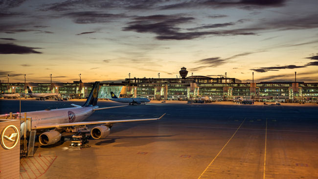 Munich Airport Voted Europe's Best Airport