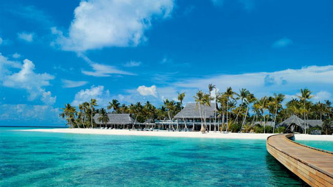 Voted The Best Wedding Hotel - Pledge Your Vows at Velaa Private Island