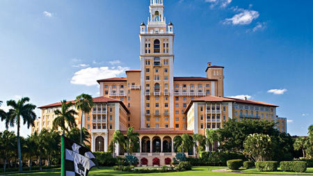 Miami's The Biltmore Hotel Launches Experiential Travel Program