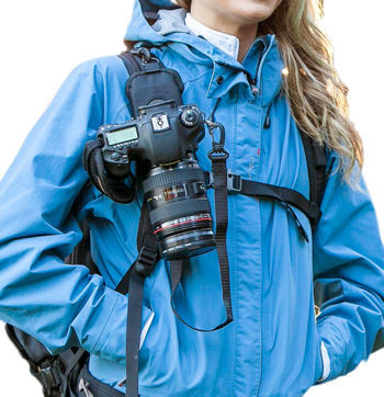 Camera Carrying Systems for the Adventurous Traveler