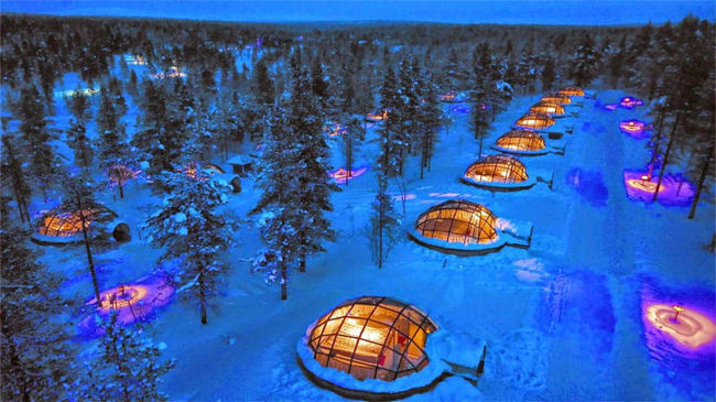 Finnair Adds Flights to Lapland for Winter 2017
