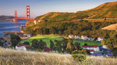 Summer of Love at Cavallo Point Lodge