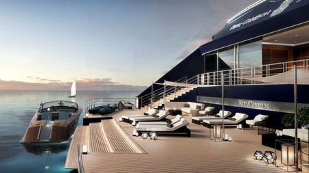 The Ritz-Carlton to Launch Luxury Yacht Experiences