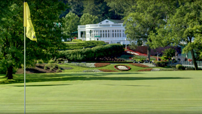Field for The 2017 Greenbrier Classic Includes 9 Major Champions