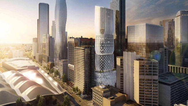 Mandarin Oriental to Open Luxury Hotel and Residences in Melbourne, Australia