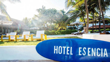 Hotel Esencia to Launch 11 New Suites - 6 Beachfront & 5 Jungle Suites