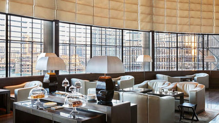 Tea and Mozart with Armani Hotel Dubai