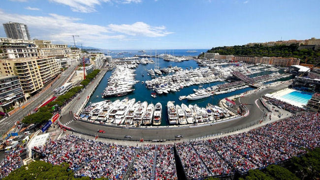 Autobahn Adventures Offers 2018 Monaco Formula 1 Grand Prix Luxury Cruise and Driving Tour