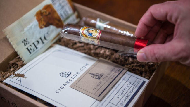 CigarClub.com - A Classic for the Man with Damn Good Taste