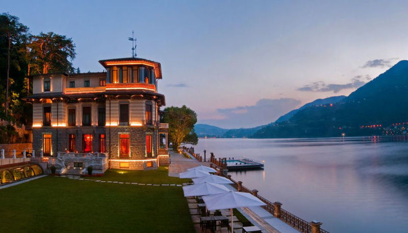 Lake Como's CastaDiva Resort to Reopen for the 2018 Season