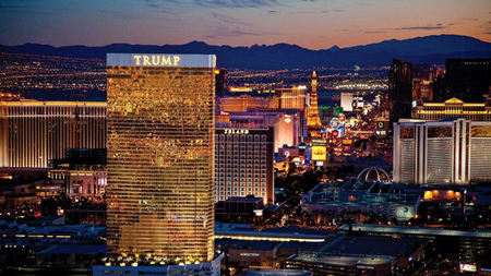 Get Away to Trump International Hotel Las Vegas