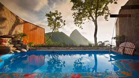 Ladera St. Lucia Celebrates 30th Anniversary with Special Offer