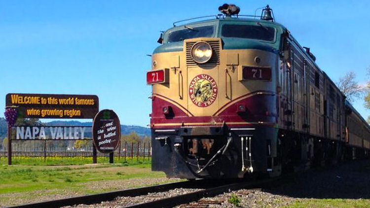 Image result for tequila train napa valley