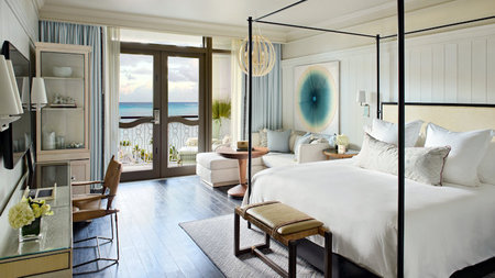 Rosewood Baha Mar Opens in the Bahamas