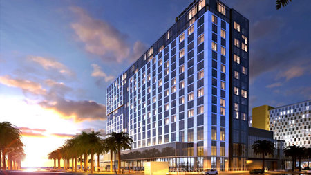 InterContinental San Diego Set to Open September 2018