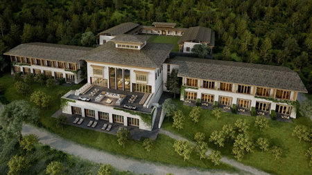 Bhutan Spirit Sanctuary to Open this Month in Paro