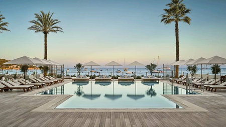 A Family Getaway to Nobu Hotel Ibiza Bay