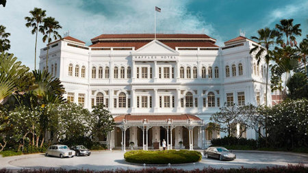 Raffles Singapore Now Accepting Suite Reservations for 2019