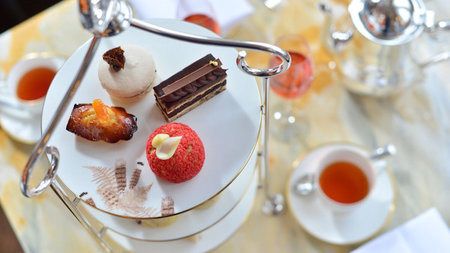 Gleneagles Unveils an Afternoon Tea Created by Celebrated Scottish Chef Lady Claire Macdonald