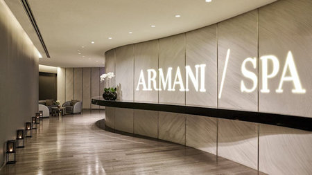 Armani Hotel Dubai Wins World's Best Hotel Spa 2018
