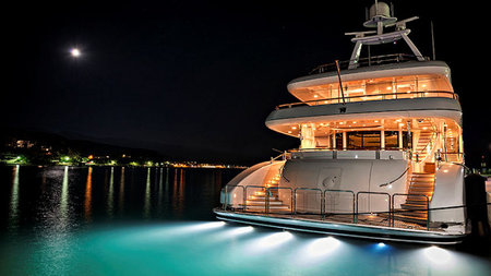 Cruise into the high life on a yachting vacation
