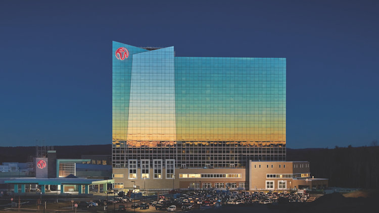A Visit to Resorts World Catskills, An All-Suite Luxury Casino Resort