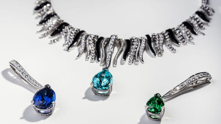 Own a Piece of Paradise: Velaa Private Island Launches High-End Jewelry Collection